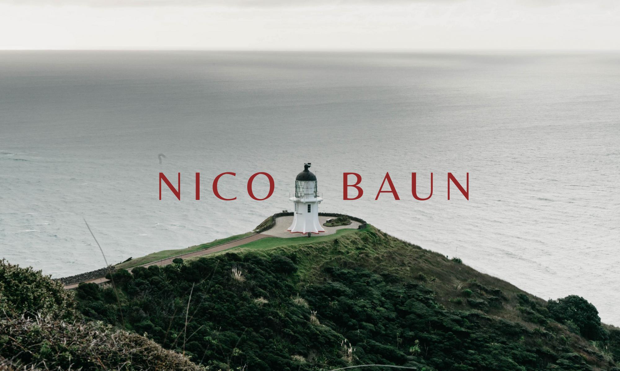 Portfolio Nico Baun